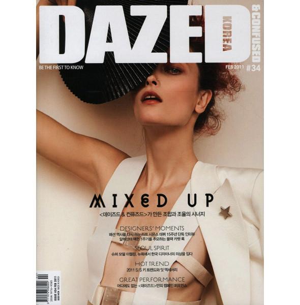 Изображение 2. Обложки: Dazed & Confused, Purple Fashion, Love и другие.. Изображение № 1.