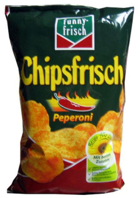 Несъедобное съедобно - какие бывают чипсы. Изображение № 75.