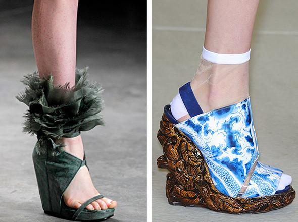 Walking in my shoes: 10 тенденций обуви весны-лета 2011. Изображение № 10.