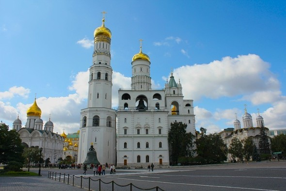 Интересные места России - Московский Кремль. Изображение № 14.