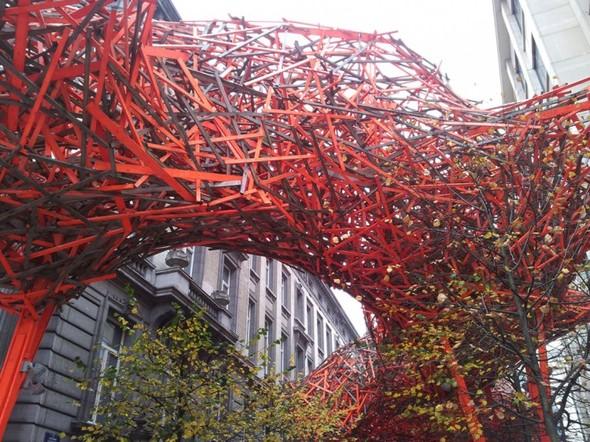 Городская скульптура от Арне Куинзе. Изображение № 3.