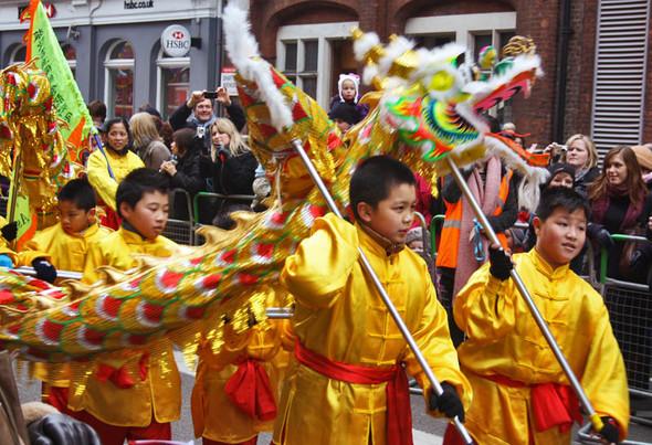 Китайский Новый Год/Английская версия. Изображение № 5.