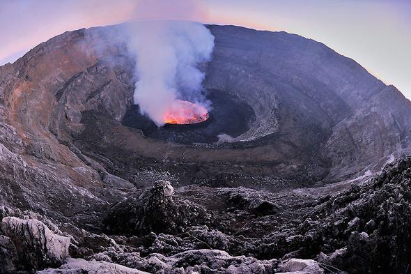К центру Земли: вулкан Нирагонго в Демократической Республике Конго. Изображение № 3.