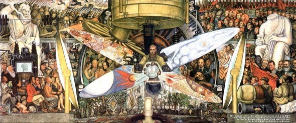 Колыбель будет качаться (Cradle Will Rock), 1999. Изображение № 4.