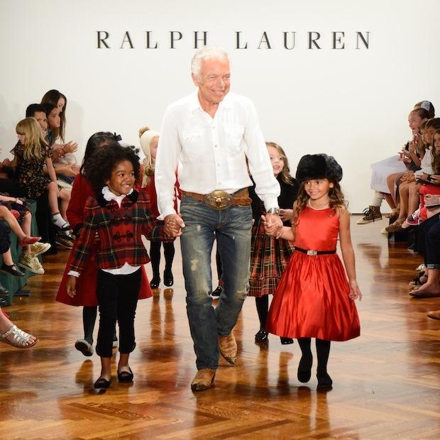 Новости ЦУМа: Показ новой коллекции Ralph Lauren для девочек. Изображение № 1.