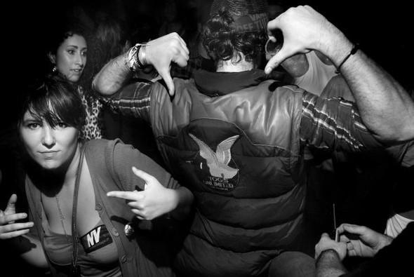 Oldschool hip hop - из архивов Chevignon. Изображение № 5.