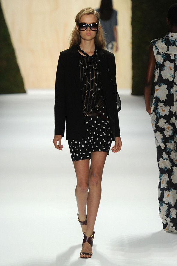 New York Fashion Week Spring 2012: День третий. Изображение № 22.