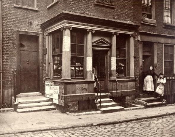 Призраки старого Лондона. Изображение № 24.