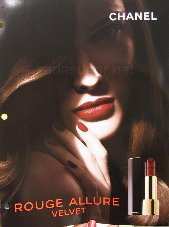 Изображение 5. Бьюти-кампании: Chanel, Hugo Boss и Thierry Mugler.. Изображение № 3.