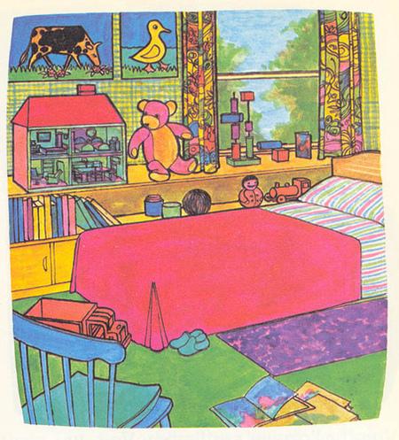 1970s – Ещеодна шизофреничная книга одетских играх. Изображение № 6.