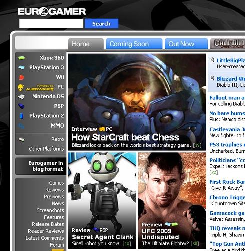 Топ100 Сайтов 2009. Изображение № 4.