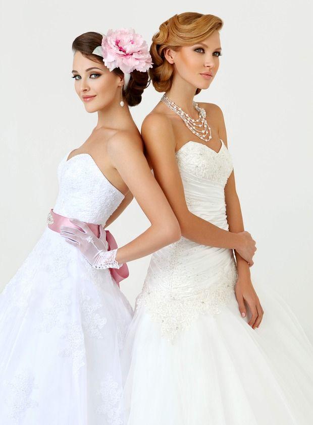 Свадебная Коллекция  от дизайнера Татьяна Каплун-Kookla 2013 ( Simple White ). Изображение №13.