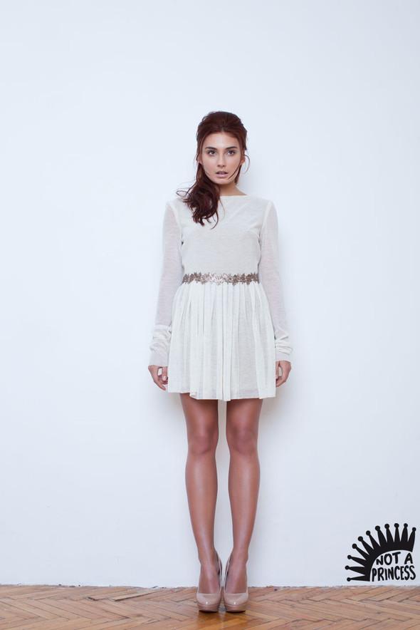 NOT A PRINCESS - новый бренд, дизайнерские свадебные платья. Изображение № 4.