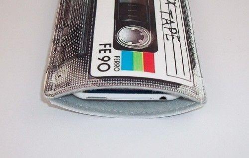 Retro 80's Mix Tape Case. Изображение № 2.