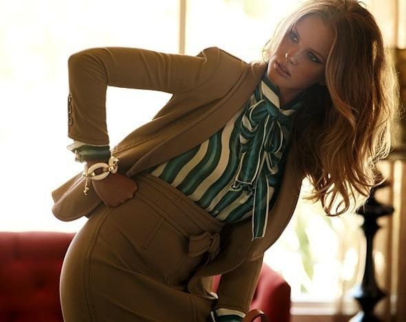Лукбуки: Chloë Sevigny for Opening Ceremony, Louis Vuitton и Lou. Изображение № 36.