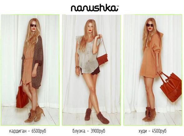 NANUSHKA - новый бренд из Венгрии. Изображение №3.