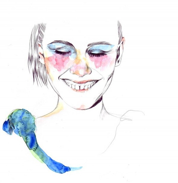 Иллюстратор Esra Roise. Изображение № 9.