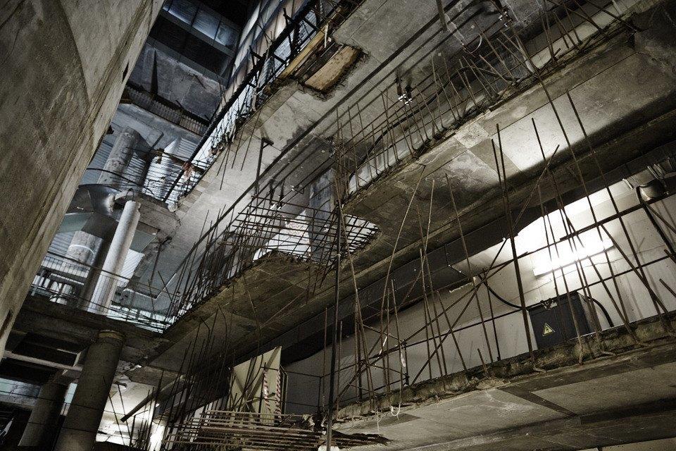 «Три четыре»: Фоторепортаж с репетиции оперы в подвале Москва-Сити. Изображение № 5.