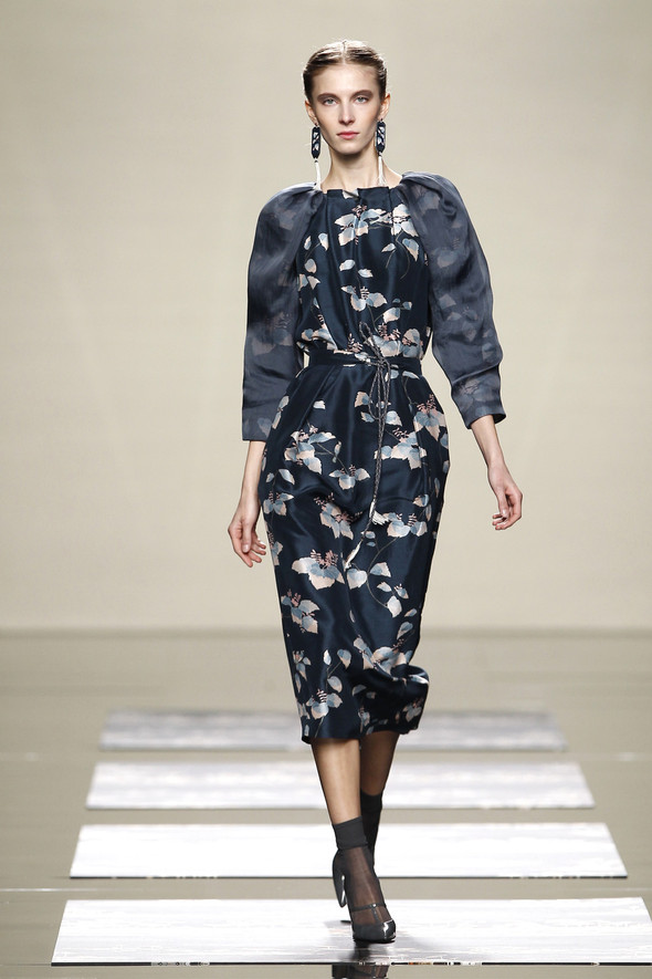 Madrid Fashion Week A/W 2012: Ailanto. Изображение № 11.