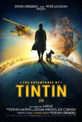 Фильмы недели: «Драйв», «Приключения Тинтина: Тайна Единорога». Изображение № 2.