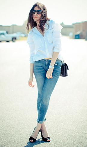 Изображение 7. Bloggers Talk: Эрика Мари, автор Fashion Chalet.. Изображение № 4.