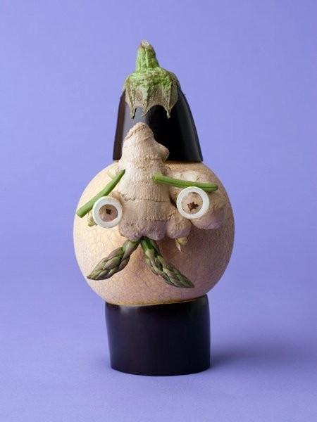 Вдохновленое вегетарианство. Подсмотренное. Изображение № 6.