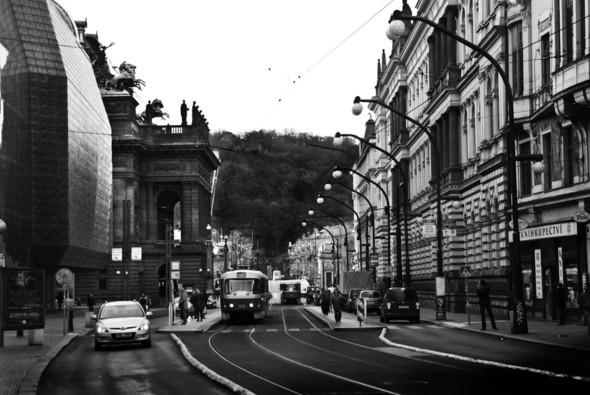 Прага. Изображение № 1.