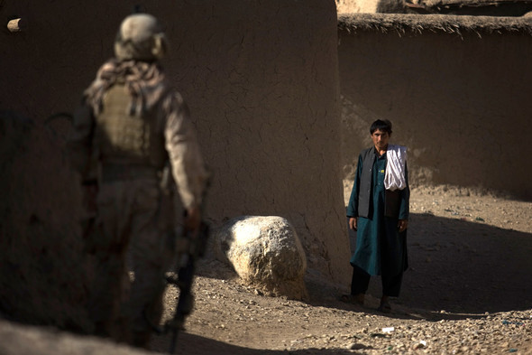 Афганистан. Военная фотография. Изображение № 196.