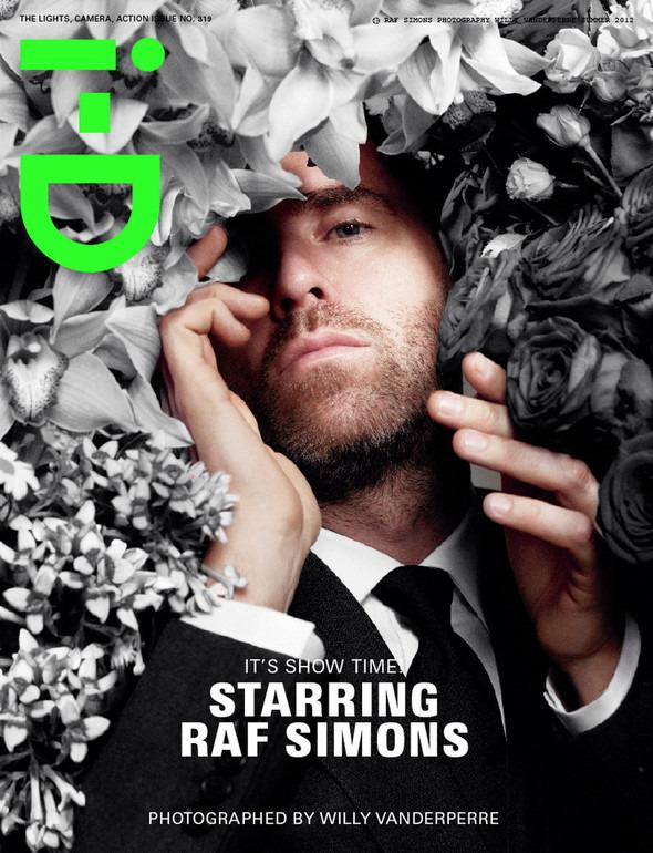 Новые обложки: i-D, Vogue, The Room и другие. Изображение № 2.