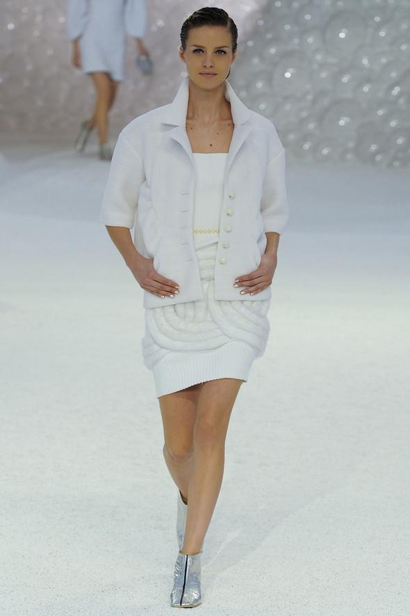 Chanel на Парижской неделе моды. Изображение № 23.