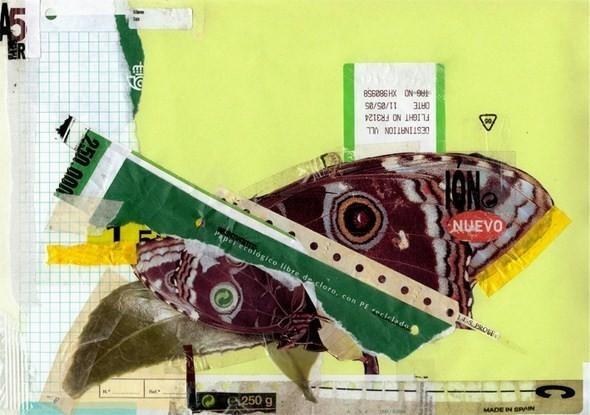 Изображение 34. Выставка: International Weird Collage Show.. Изображение № 34.