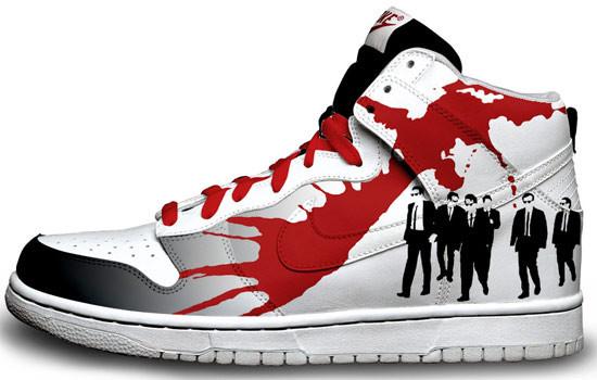 Метаморфозы белых кроссовок Nike. Изображение № 4.