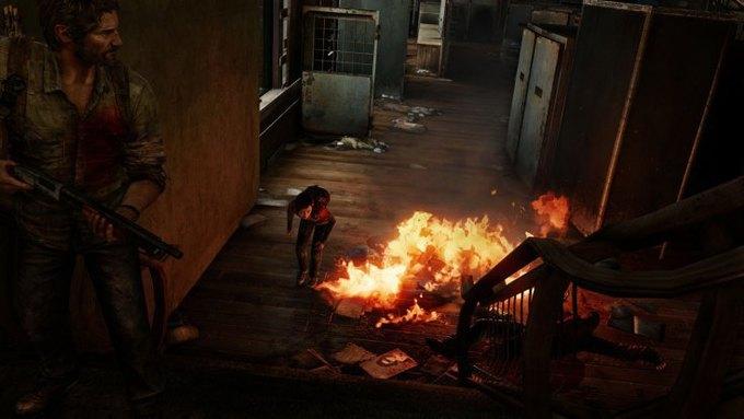 Военный фотограф создал галерею скриншотов The Last of Us для PS4. Изображение № 5.