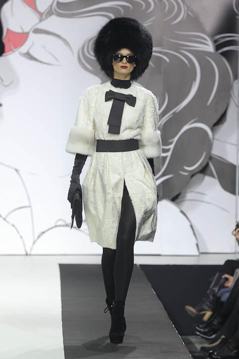 """Коллекция """"La Femme Magnifique"""" Модного Дома Игоря Гуляева. Изображение № 7."""