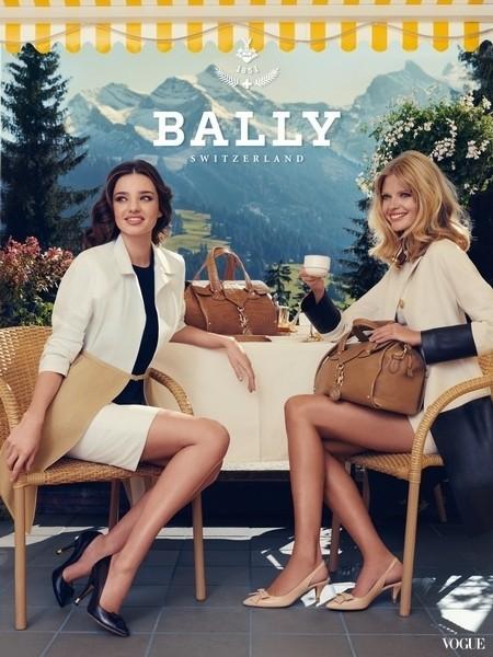 Кампания: Bally SS 2012. Изображение № 12.