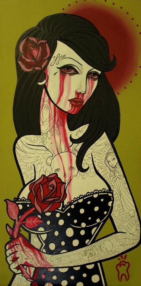 Whitney Lenox. Изображение № 19.