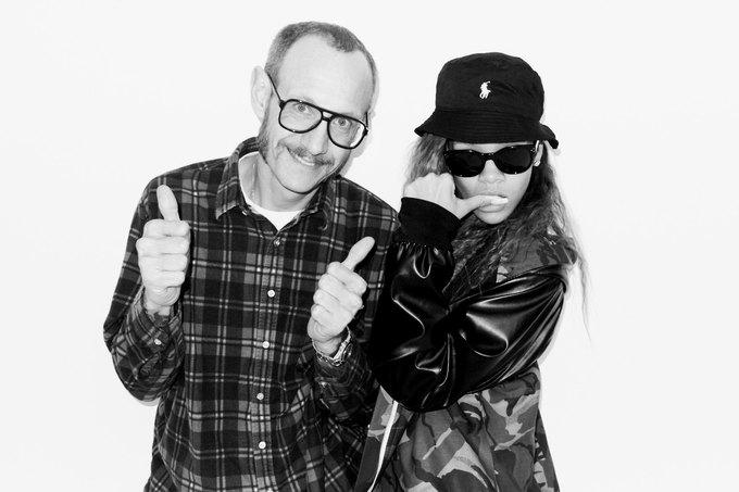 Терри Ричардсон сфотографировал Рианну для Rolling Stone. Изображение № 4.