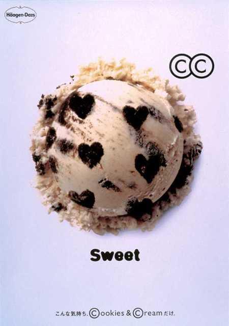 Леденящая воображение реклама мороженого. Изображение № 28.