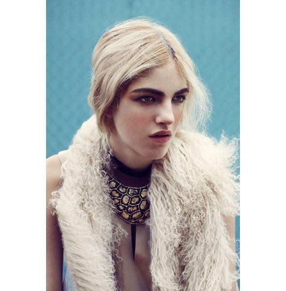 Изображение 21. Съемки: Harper's Bazaar, Metal, V и Vogue.. Изображение № 21.