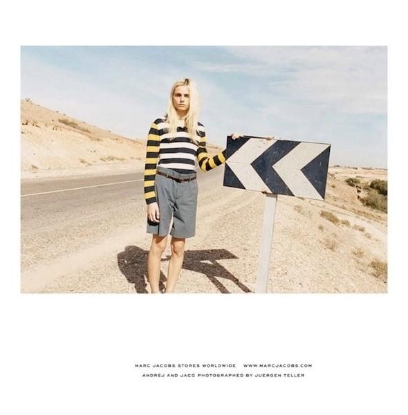 Изображение 25. Рекламные кампании: Celine, Marc Jacobs, Miu Miu и другие.. Изображение № 31.