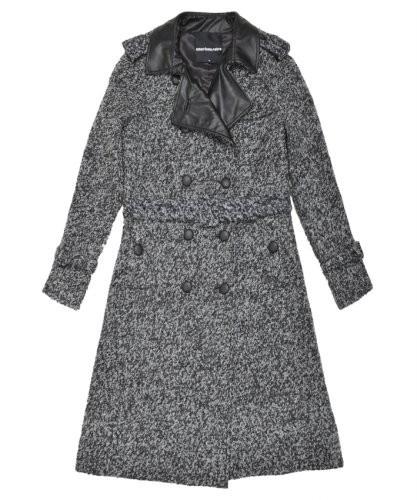 Пальто, созданное Мими Ксю. Изображение № 5.