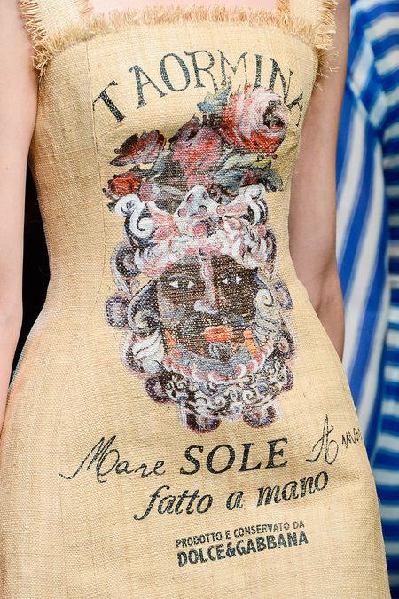 Детали коллекции Dolce & Gabbana SS 2013. Изображение № 4.