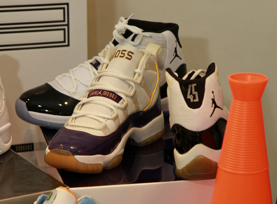 Air Jordan XI Samples & PEs @ K-PALS 2012. Изображение № 7.