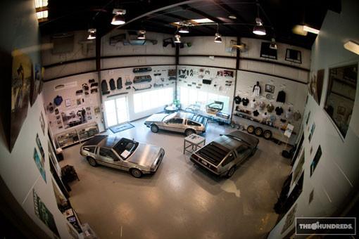 DeLorean. Автомобиль-легенда. Часть 2. Изображение № 2.