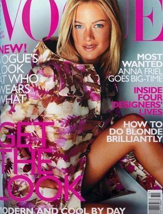 История глазами обложки Vogue (Британия). Изображение № 59.