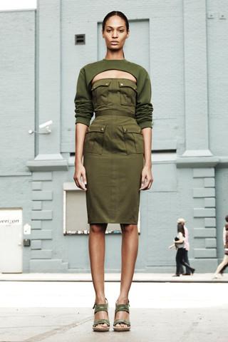 Изображение 5. Лукбуки Resort 2012: Givenchy, Lanvin.. Изображение № 5.