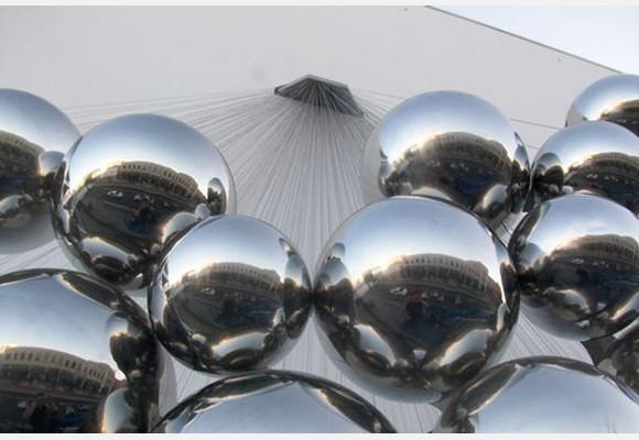 Шары Nogues: колыбель для Санта–Моники. Изображение № 2.