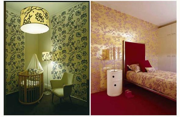 Сколько стоит нарядить стены в нарядные обои?. Изображение № 32.