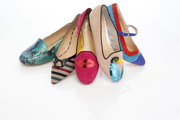 Айрис Апфель выпускает коллекцию обуви. Изображение № 2.