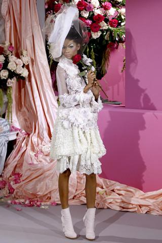Неделя моды в Париже: Haute Couture. Изображение № 15.